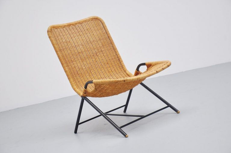 Jonkers lounge chair for Dirk van Sliedrecht 1952