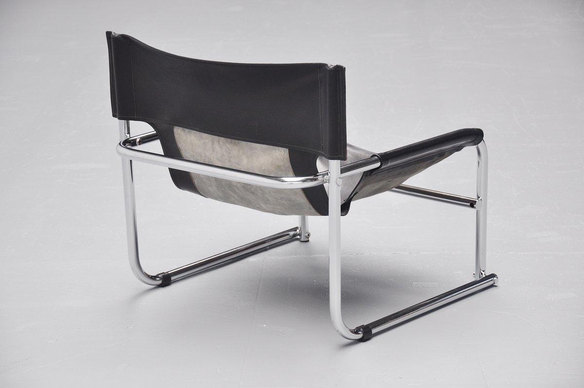 Steel Tubular Lounge Chair