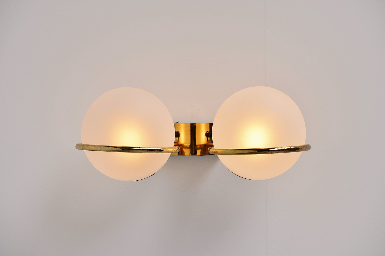 Gino Sarfatti Wall Lamp Model 238 2 For Arteluce 1960