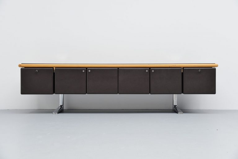 Warren Platner executive sideboard Knoll International 1973