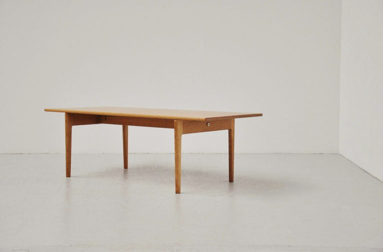 Hans Wegner Andreas Tuck coffee table 1960