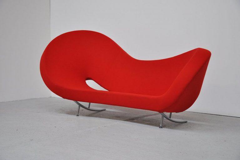 Ron Arad Victoria & Albert sofa, Moroso 2000