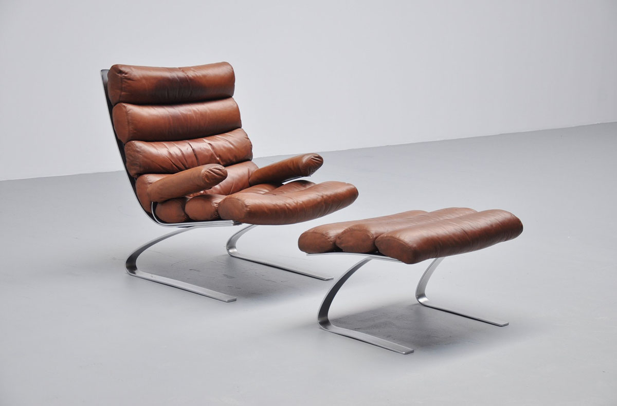 Cor Sinus Lounge Chair Germany 1976 Massmoderndesign