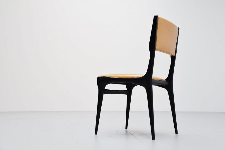 Carlo de Carli & Gio Ponti chair Cassina 1954