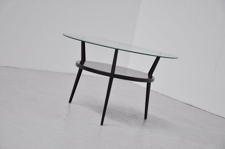 Friso Kramer Rotonde table Ahrend 1959