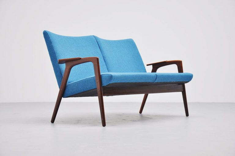 Yngve Ekstrom Ruster sofa for Pastoe 1960