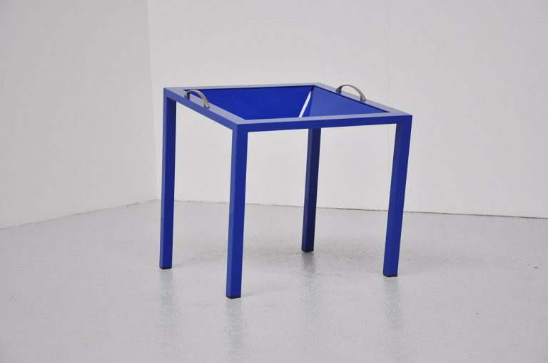 Memphis low stool ca 1985