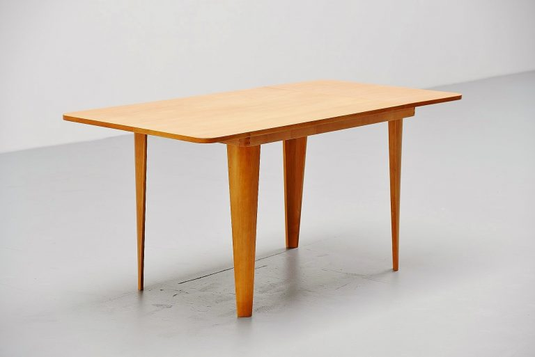 Cor Alons folding table by Gouda den Boer Holland 1953