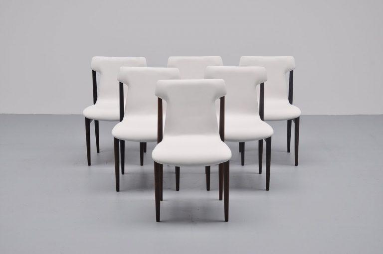 Inger Klingenberg IK dining chairs Fristho Franeker 1960