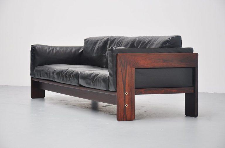 Afra & Tobia Scarpa Bastiano club sofa Gavina 1968