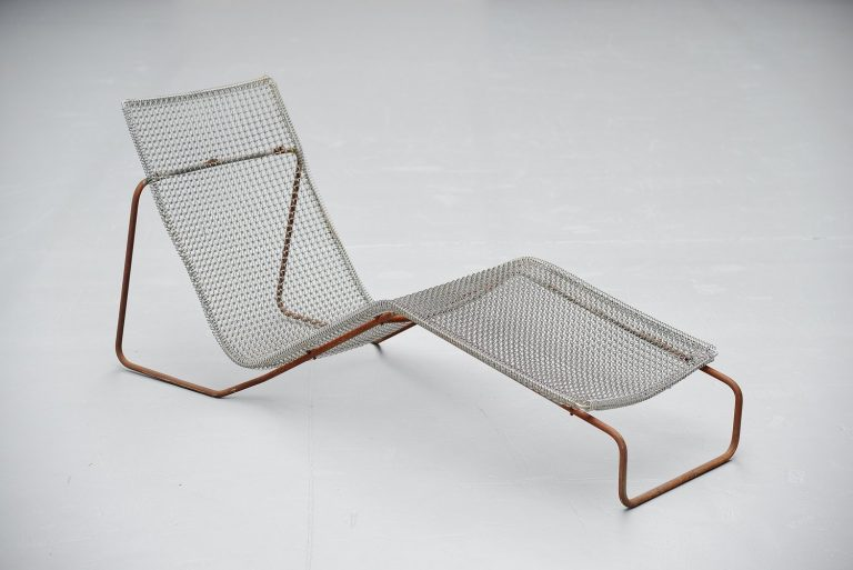 Niall O'Flynn Ruffian lounge chair 't Spectrum 1997