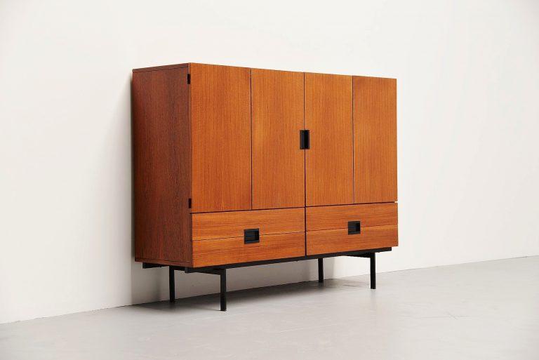 Pastoe CU04 cabinet by Cees Braakman 1958