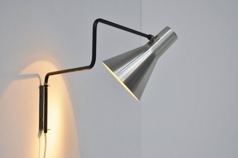 Anvia Swing wall lamp 1960