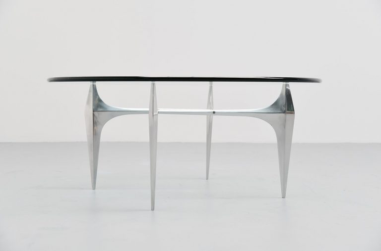 Knut Hesterberg Ronald Schmitt coffee table Germany 1960