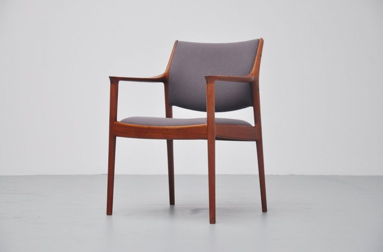 Torbjorn Afdal Elton armchair for Nesjestranda Norway 1960