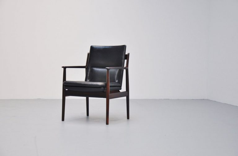 Arne Vodder conference / desk chair Sibast 1960