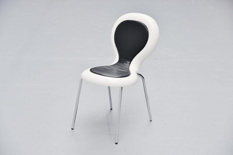Karim Rashid Infinity chair Label Holland 1990
