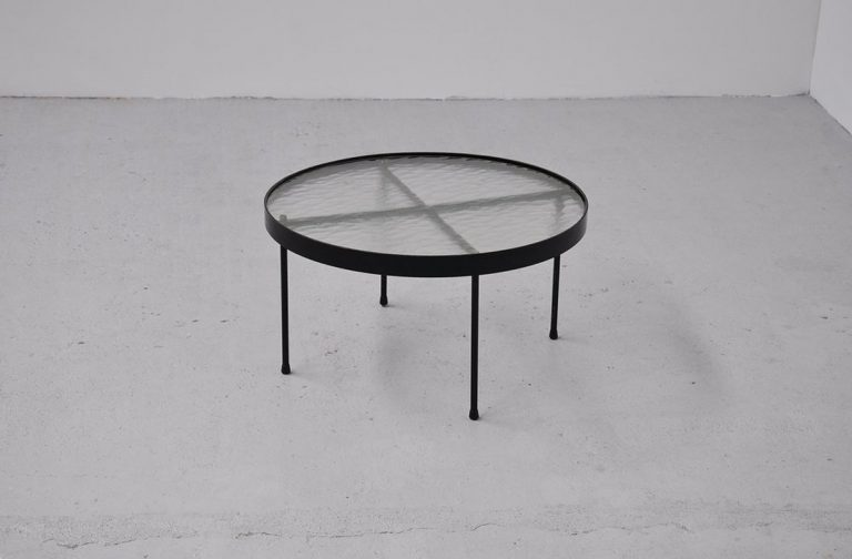 Janni v. Pelt coffee table for Bas van Pelt 1950