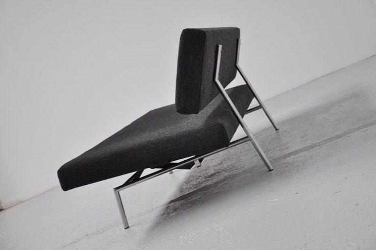 Martin Visser BR 02 sleeping sofa 1960