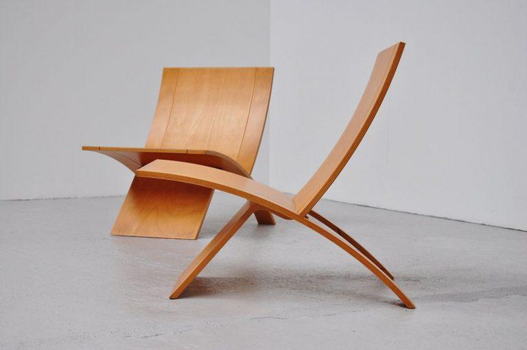 Jens Nielsen laminex lounge chairs Westnofa 1966