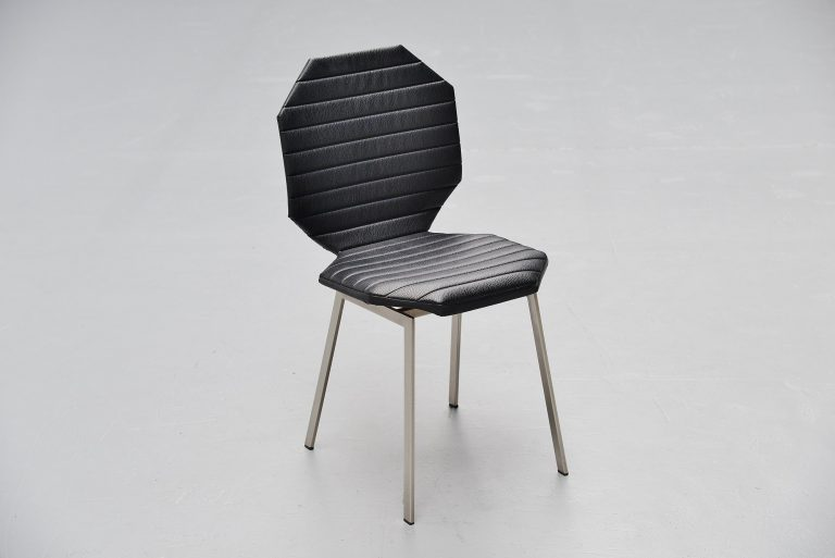 Rudolf Wolf side chair Holland 1959