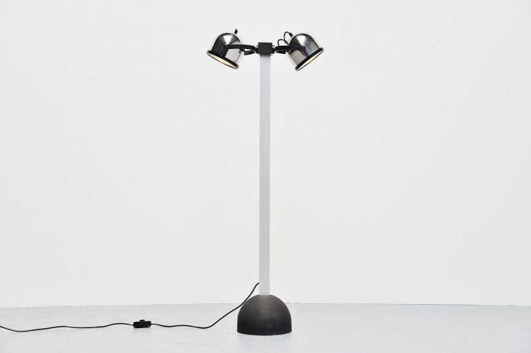 Gae Aulenti Sistema Trepiu Stilnovo floor lamp 1972