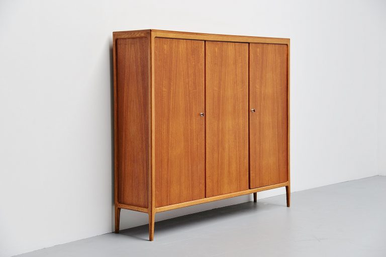 Hartmut Lohmeyer cabinet by Wilkhahn Germany 1959