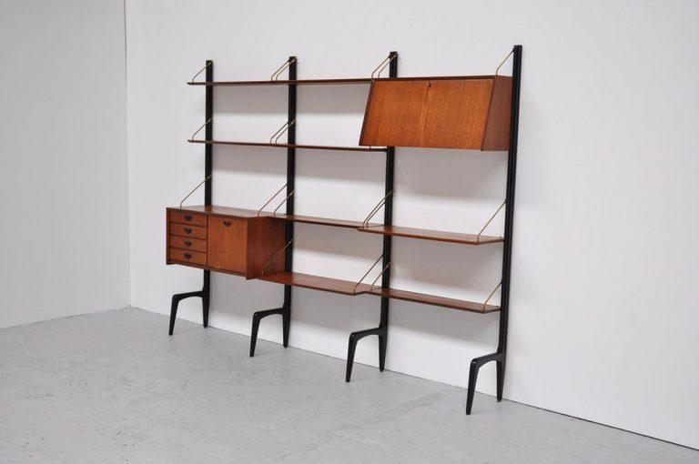 Webe wall system Louis v Teeffelen 1960