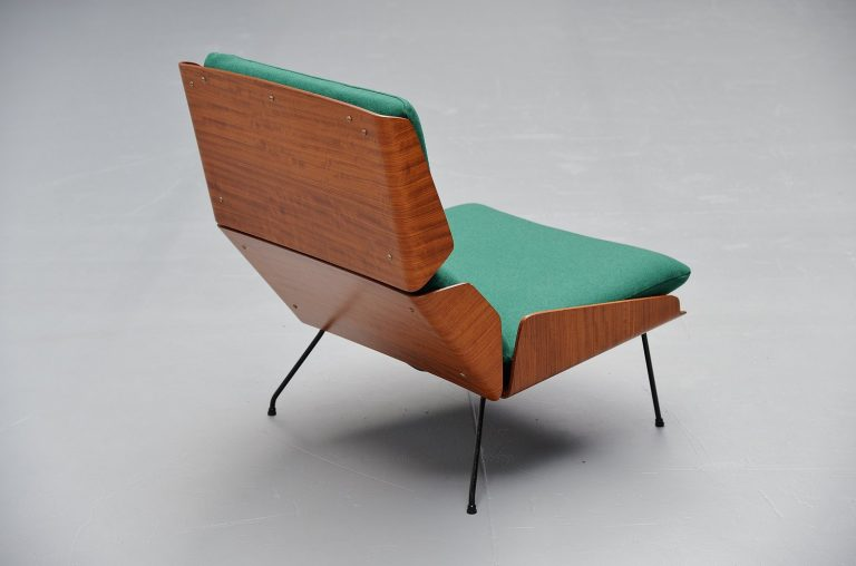 Georges van Rijck Beaufort lounge chair Belgium 1959
