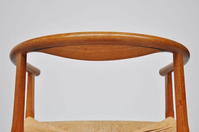 Hans J Wegner PP203 chairs 1969