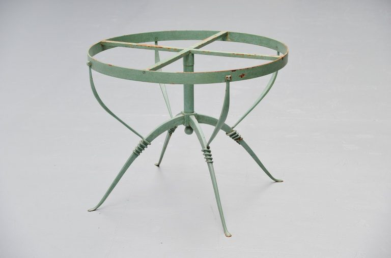 Raymond Subes Maison Dominique Art deco table France 1930