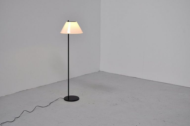 Per Iversen Louis Poulsen floor lamp 1965