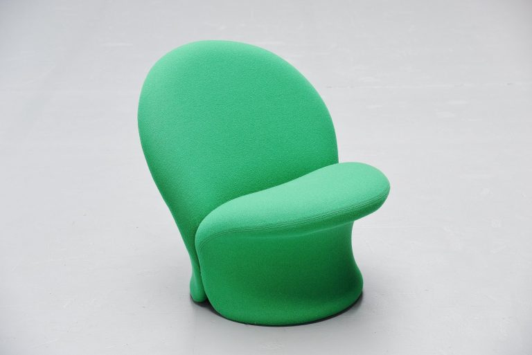 Pierre Paulin F572 easy chair Artifort Holland 1967