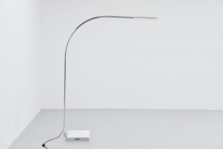 Bruno Gecchelin Gesto Terra floor lamp Gruppo Skipper 1974