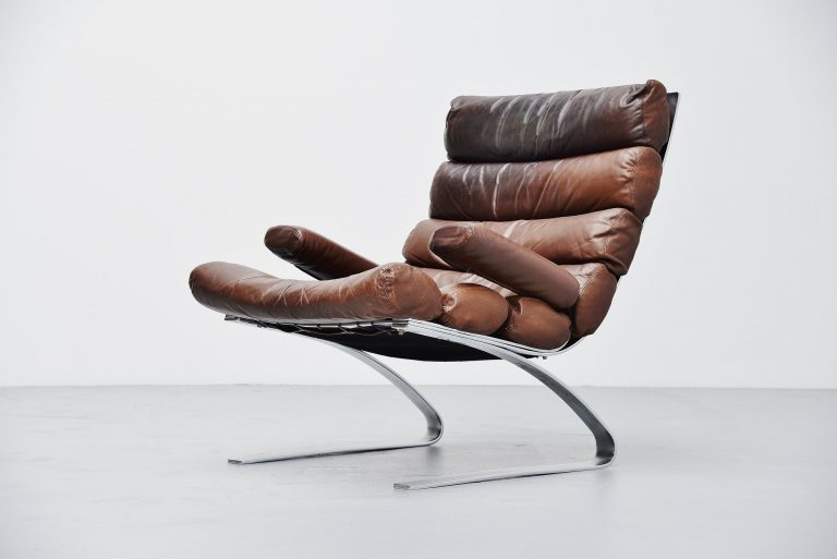 Cor Sinus lounge chair Reinhold Adolf Hans Jürgen Schröpfer 1976