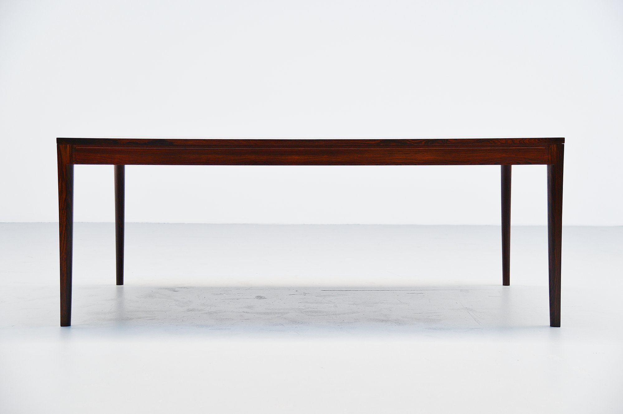 Awesome Finn Juhl Diplomat Dining Table France Son Denmark 1962 Pabps2019 Chair Design Images Pabps2019Com