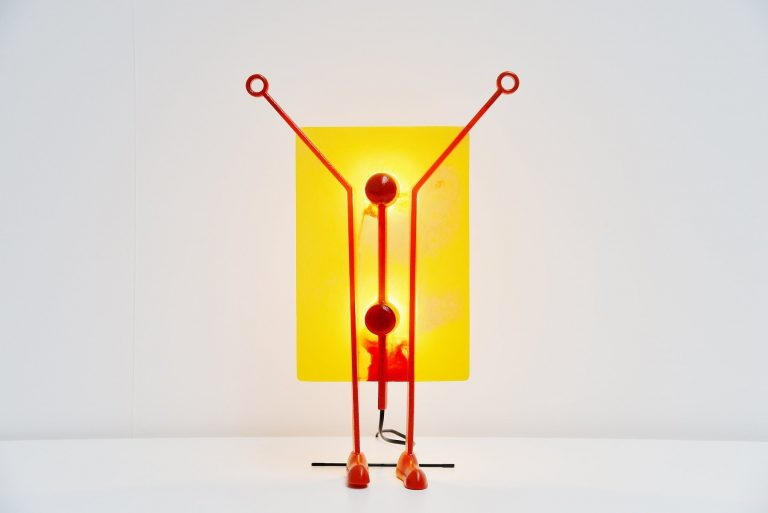 Gaetano Pesce Salvatore lamp for Open Sky USA 1999