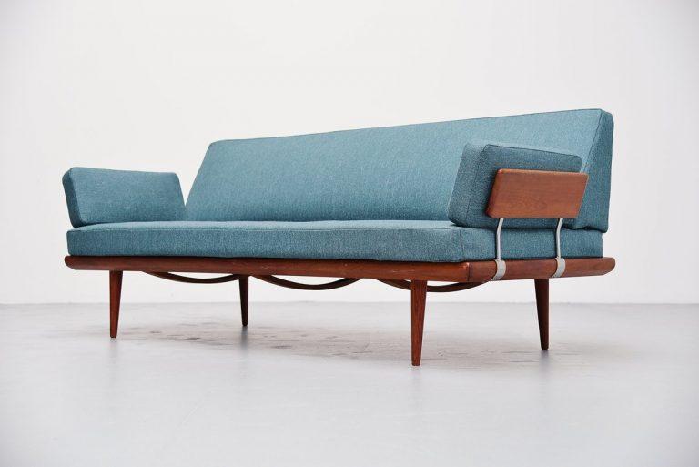 Peter Hvidt & Orla Molgaard Nielsen sofa France & Son 1957