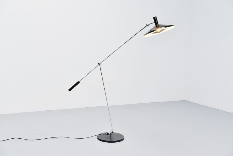 Rico & Rosemarie Baltensweiler floor lamp Switzerland 1951
