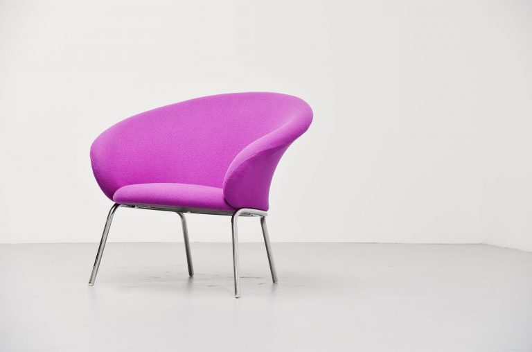 Pierre Paulin 570 arm chair Artifort 1963