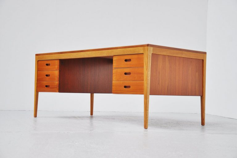 Wilkhahn Hartmut Lohmeyer conference desk 1959