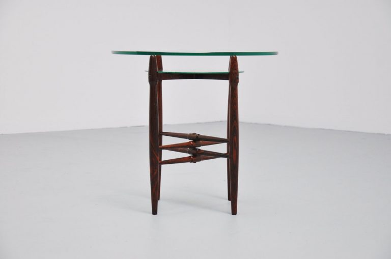 Poul Hundevad PJ Furniture side table 1958