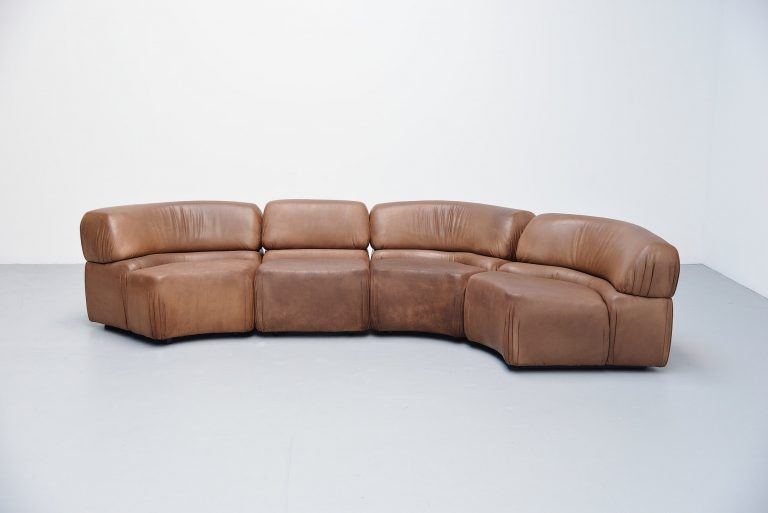 De Sede Cosmos lounge sofa Switzerland 1970