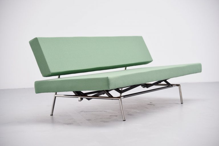 Martin Visser BR02 sleeping sofa 't Spectrum 1960