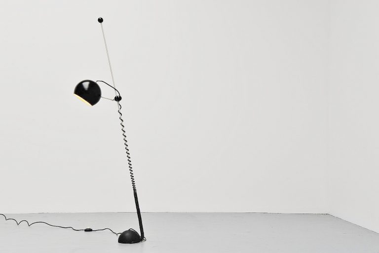 Stilnovo attributed floor lamp Italy 1970