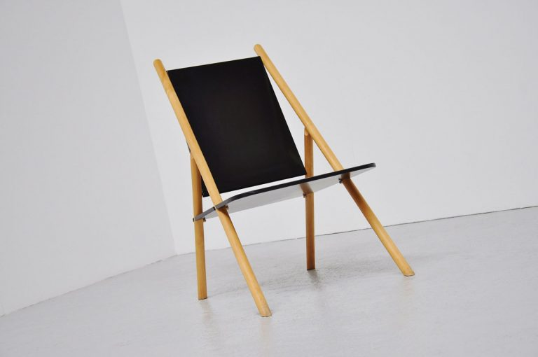 Yrjo Wilherheimo and Rudi Merz lounge chair 1970