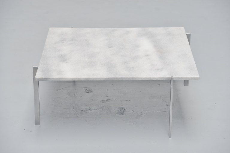 Poul Kjaerholm PK61 coffee table E Kold Christensen Denmark