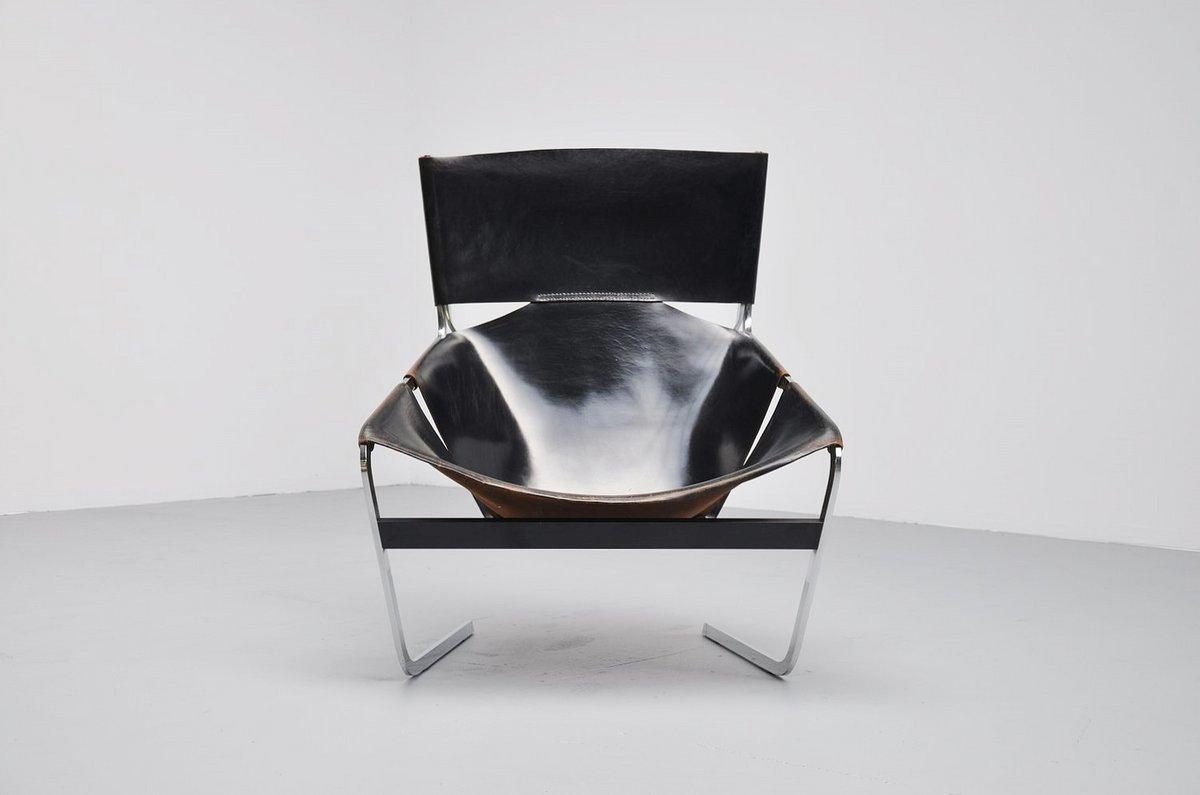 Pierre Paulin F444 Lounge Chair For Artifort 1963 Massmoderndesign