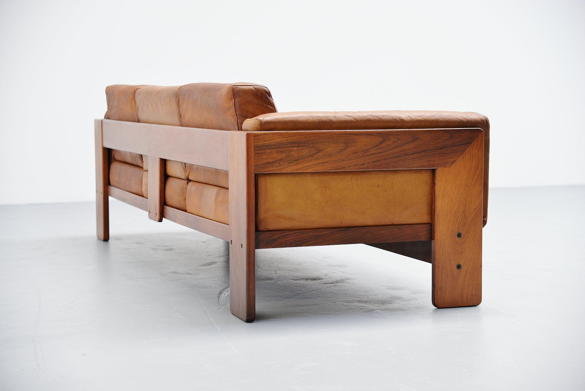 Bastiano Sofa By Afra E Tobia Scarpa For Gavina Italy 1968