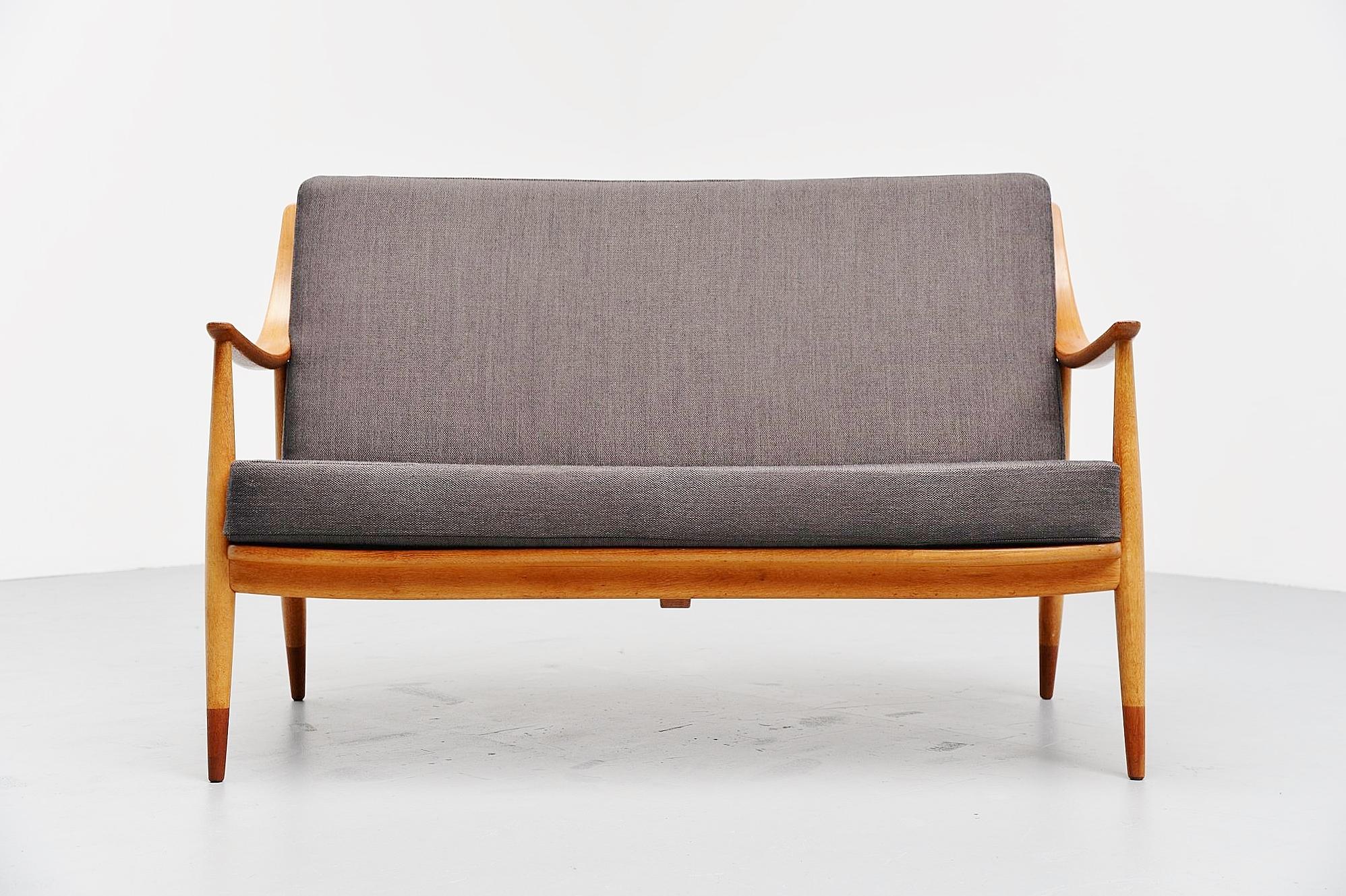 Peter Hvidt Amp Orla Molgaard Nielsen Lounge Sofa 1953